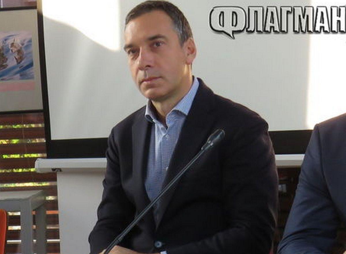 fbe94063ac5 Кметът Димитър Николов: Горд съм с всички, които прославят Бургас