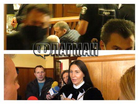 Адвокатката на Миню Стайков се разболя от коронавирус след делото в Спецсъда със 70 човека